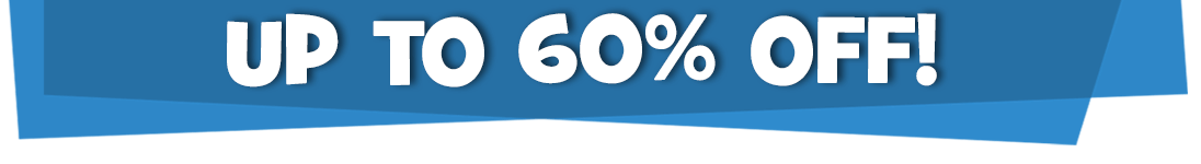 Get up to 60% off