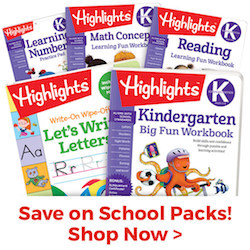 Save on School Success Packs