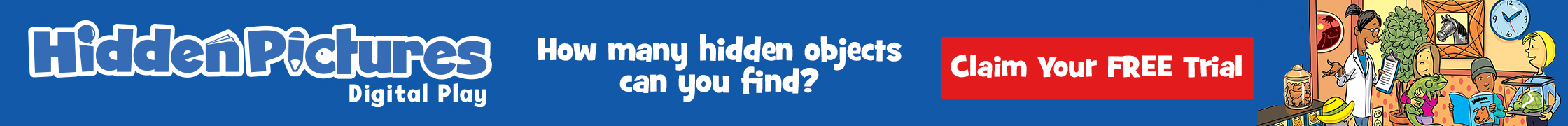 Claim your FREE Trial of Hidden Pictures Digital Play Today.