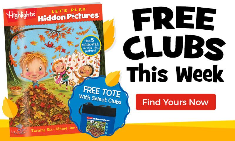 Kids Magazines - Children's Magazines & Books | Highlights