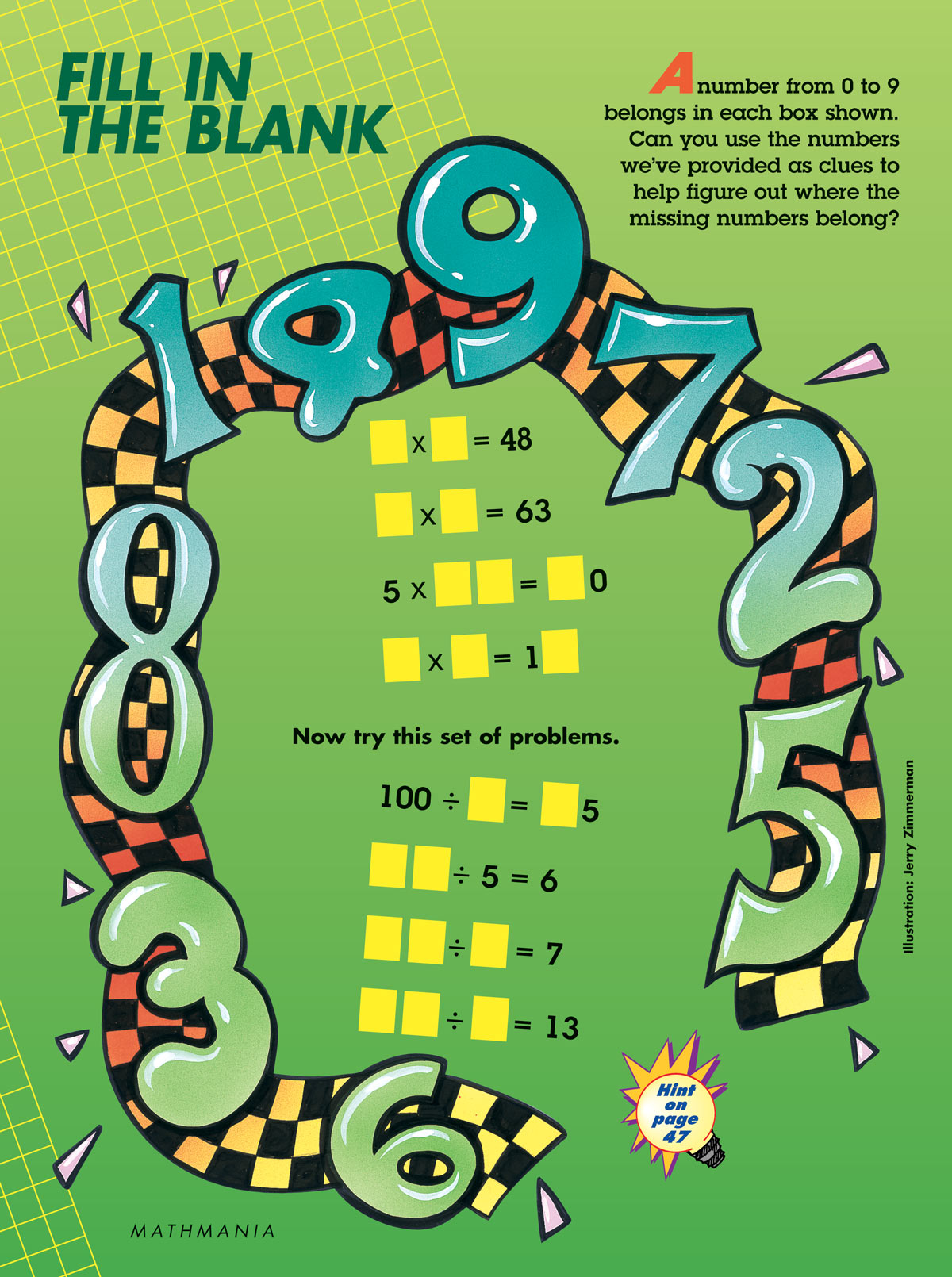 Math Puzzles for Kids - Math Books for Kids | Mathmania