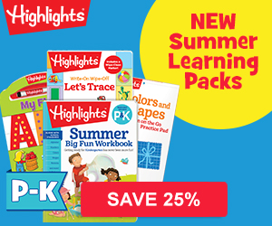 Shop Summer Learning Packs
