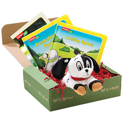 """""""LET'S DISCOVER"""" Play & Learn BOX"""