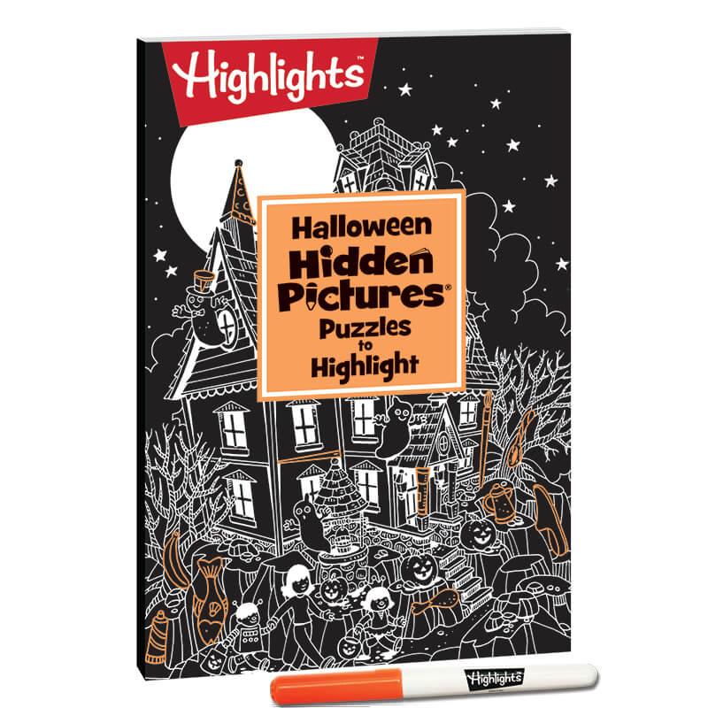 Halloween Hidden Pictures® to Highlight