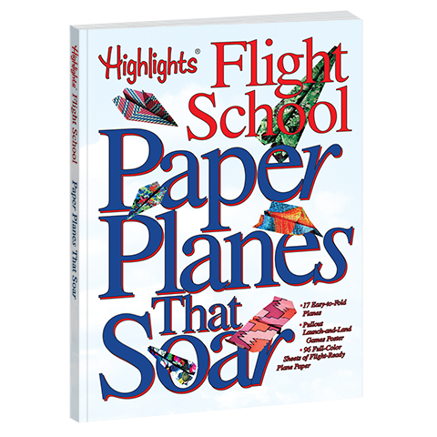 Flight School: Paper Planes That Soar