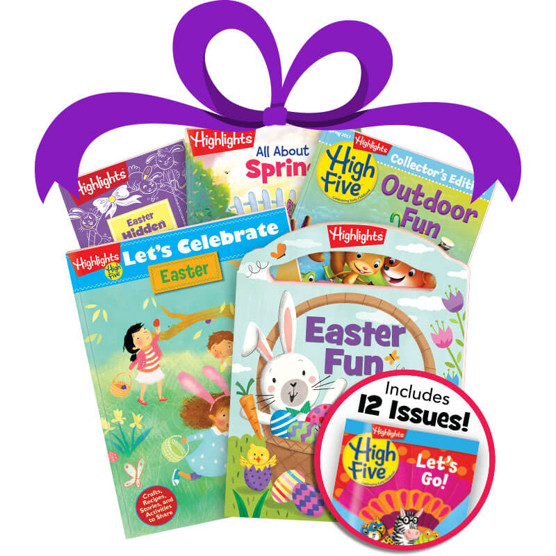 Deluxe Easter Activity Pack Ages 3+
