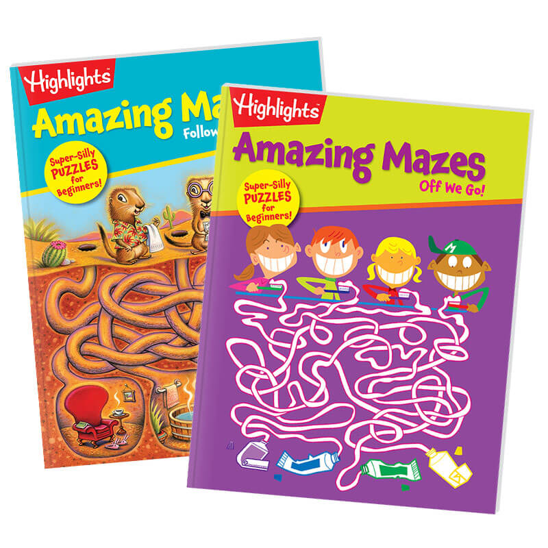 Amazing Mazes Beginner Set