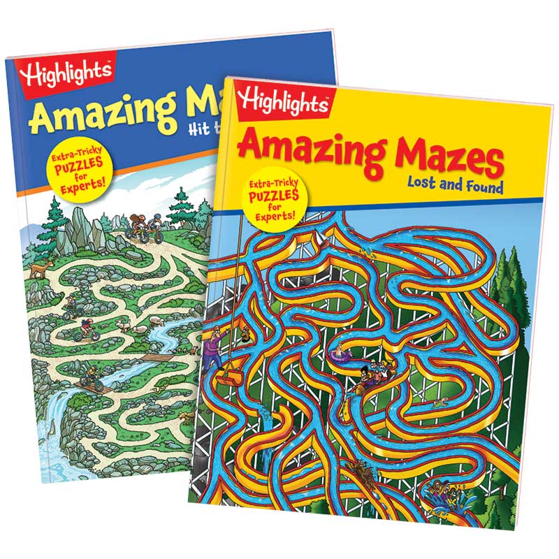Amazing Mazes Expert Set