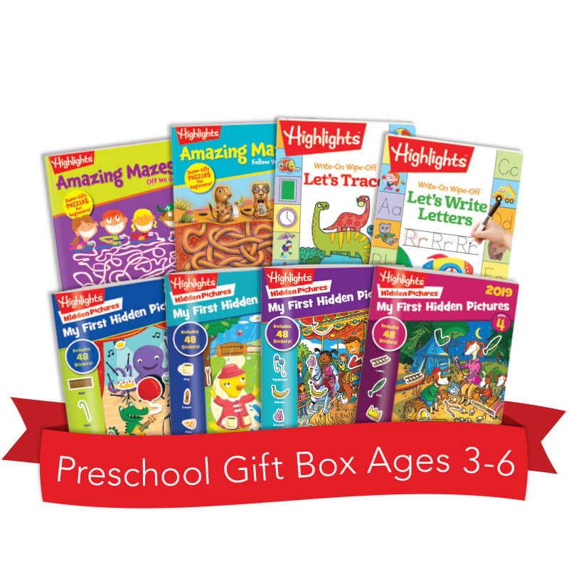 Preschool Gift Box