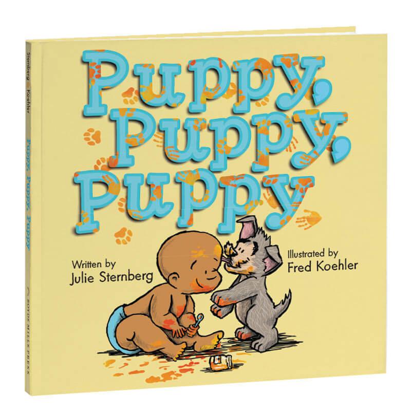 Puppy, Puppy, Puppy Book