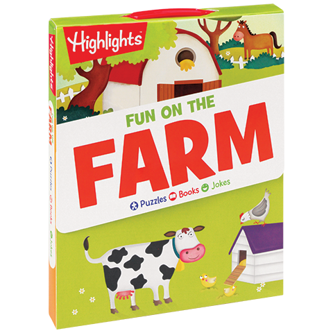 Fun on the Farm Box of Fun