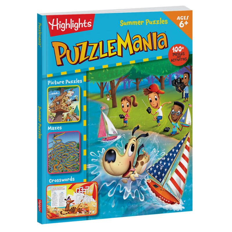 The best summer-themed puzzles are right here!