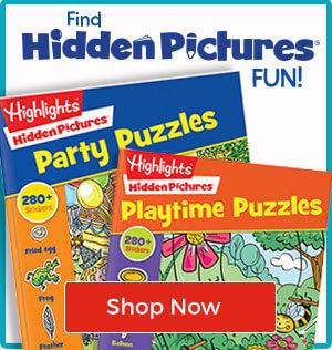 Hidden Pictures Stickers 2-Book Set