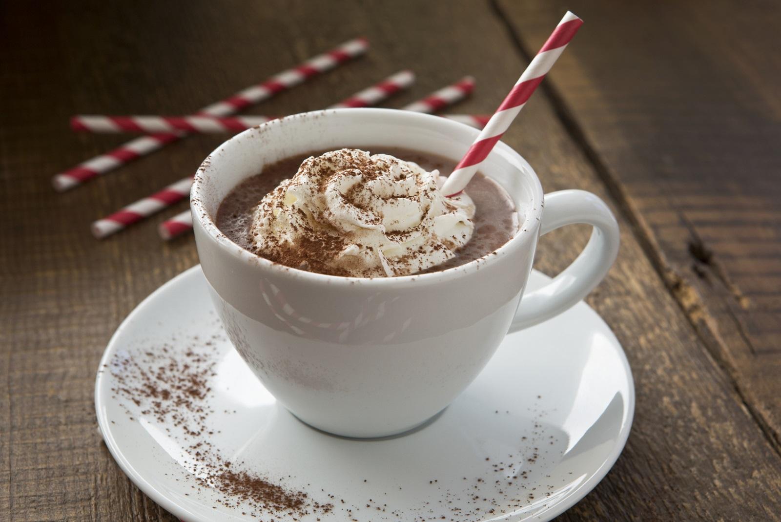 Old Fashioned Hot Cocoa Recipe