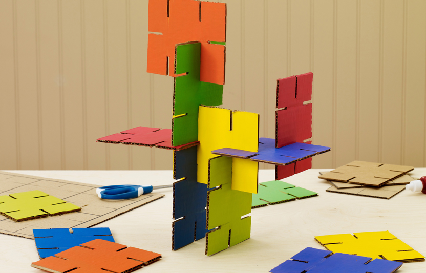 DIY Building Blocks for Kids | Highlights Your Child & You
