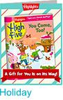 HHF Holiday Card