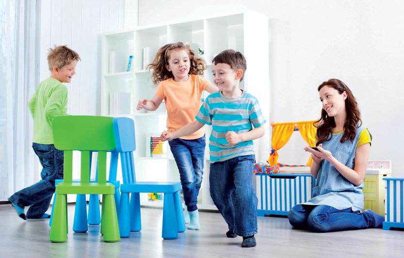 7 Indoor Games for Little Kids | Highlights for Children