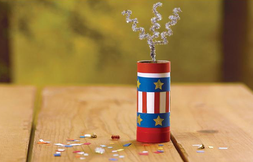 4th Of July Confetti Popper Craft Highlights Your Child