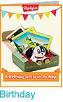 LG Birthday Card
