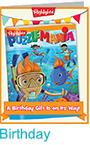 PZ Birthday Card