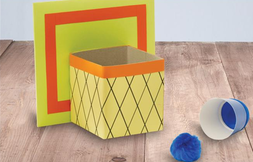 Tabletop Basketball Craft For Kids Highlights Your Child