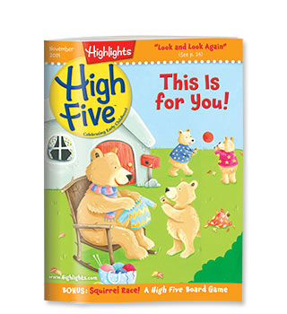High Five? Magazine
