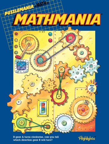 """""""Puzzle math"""" books for kids"""