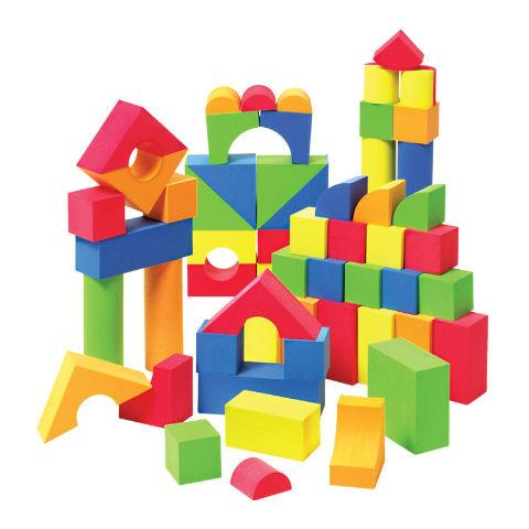 Foam Building Blocks Highlights For Children
