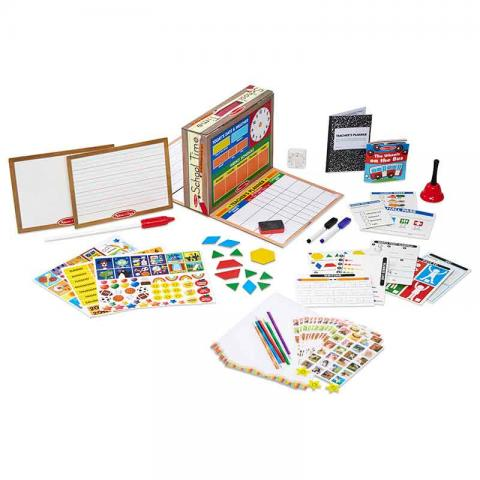 School Time Classroom Play Set and Accessory Kit