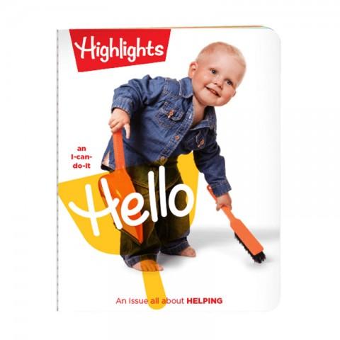 Hello Magazine Cover