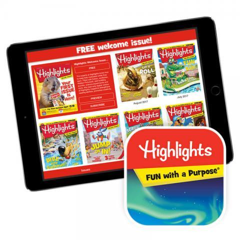 Highlights™ Digital Magazine