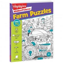 Farm Puzzles Hidden Pictures