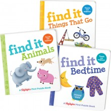 Find It Baby Board Books