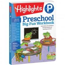 Big Fun Preschool Workbook