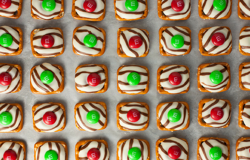 These bite-size treats are easy to make and satisfying for kids and adults alike.