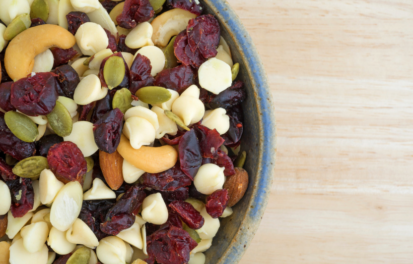 Totally Awesome Trail Mix