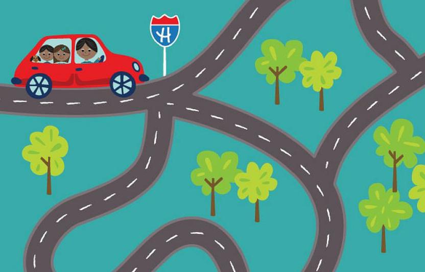 10+ Road Trip Car Games