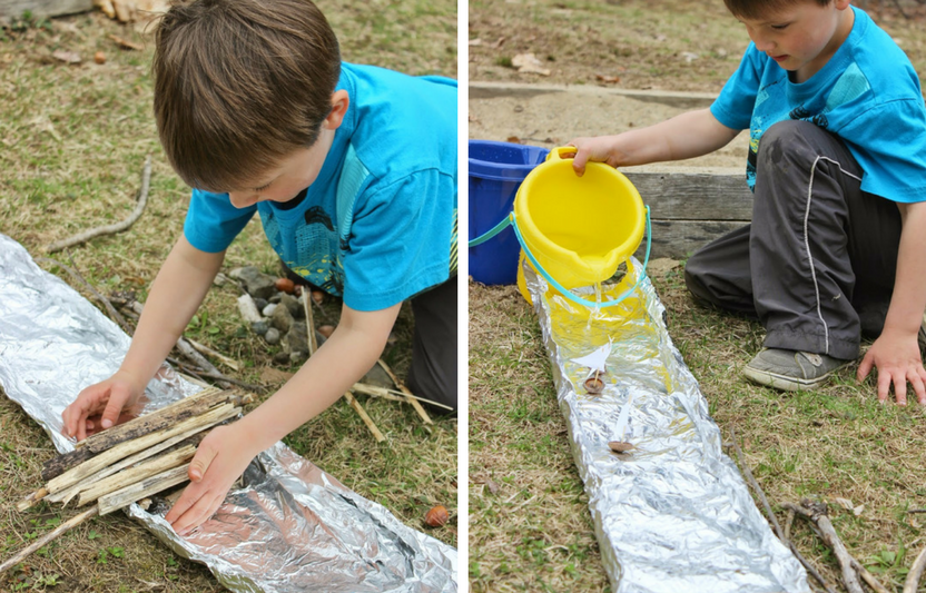 This hands-on activity reveals the secrets to building like a beaver.