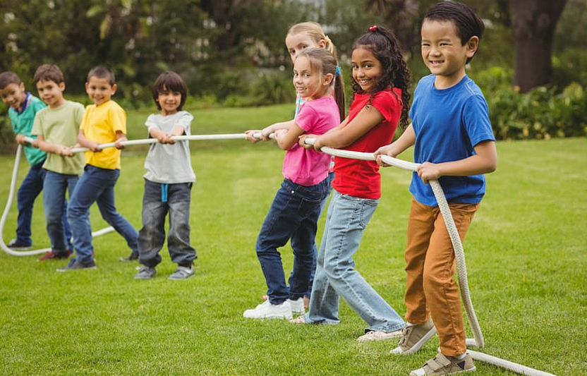 9 Games To Play Outdoors Highlights For Children