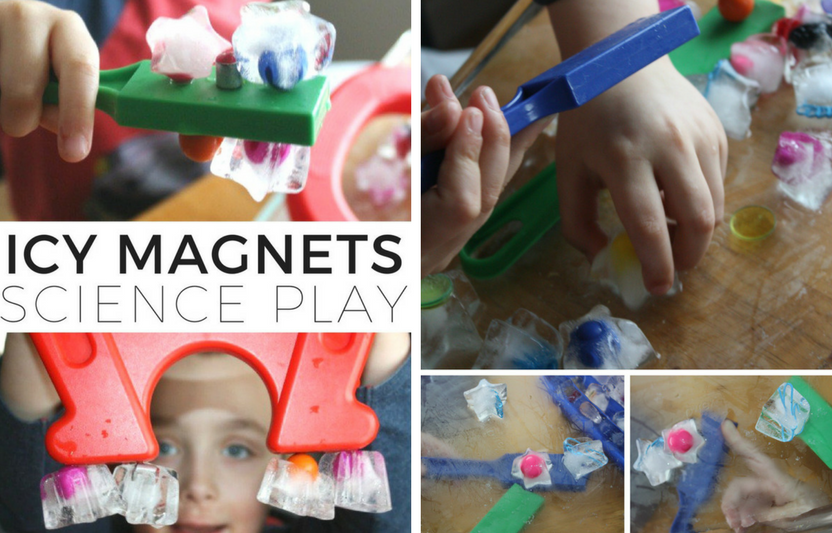 Combine play time and learning with this super-simple and fun experiment.