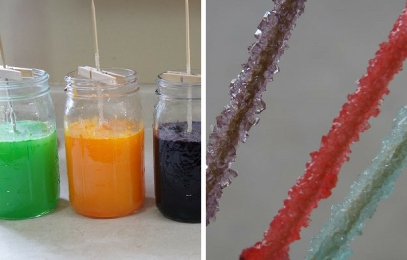 Transform a classic summertime drink into rock candy with this colorful experiment!