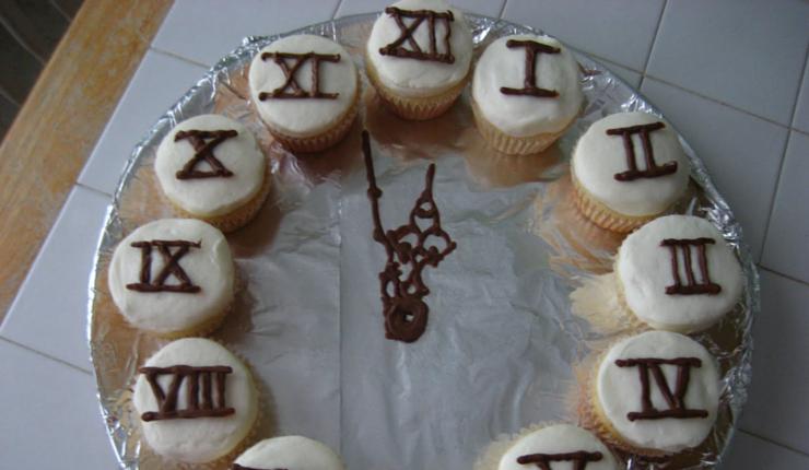 Cupcake Countdown