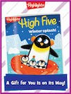 High Five Printables