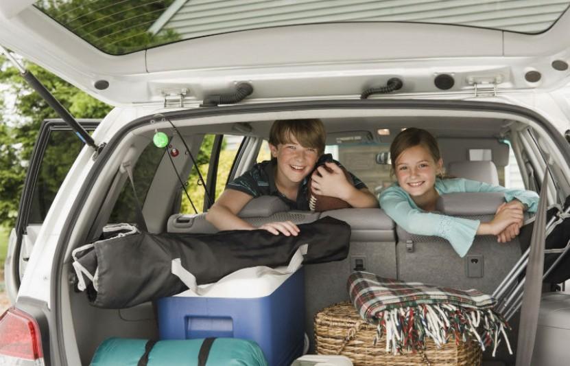 Activities to make travel fun