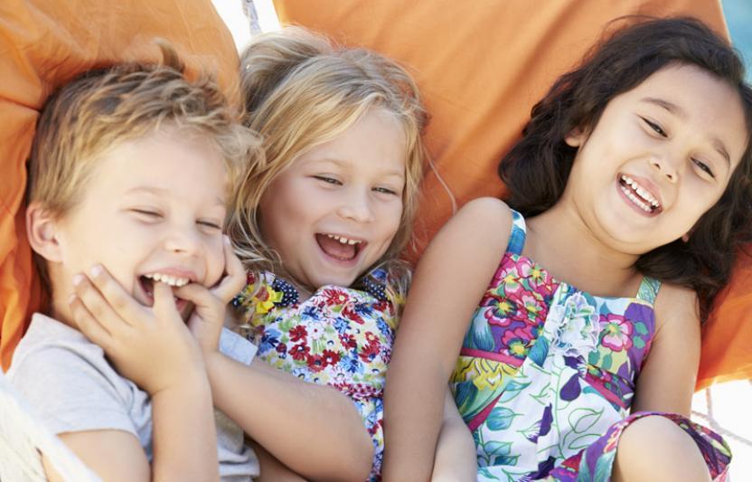 Help Your Preschooler Make Friends