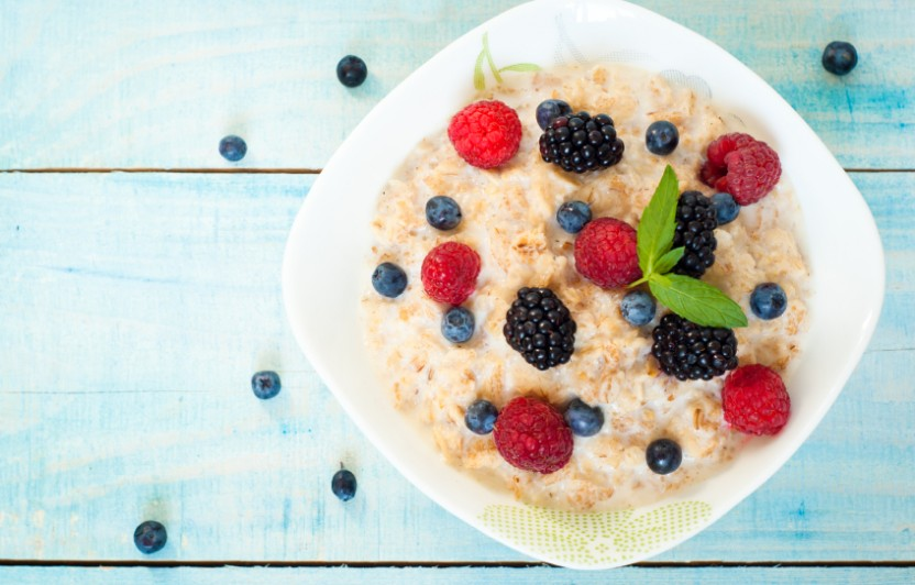 Start Your Kid's Day With a Great Tasting, Energy Boosting Breakfast of Champions