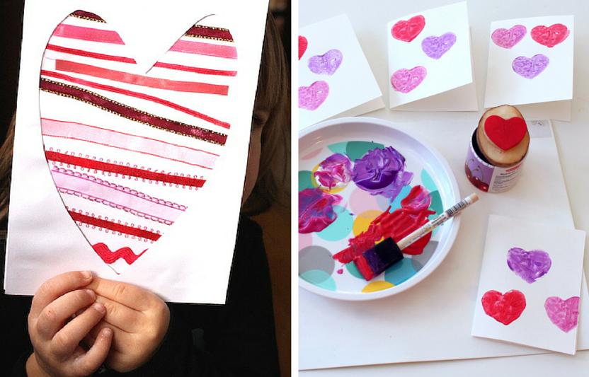 14 Homemade Valentines