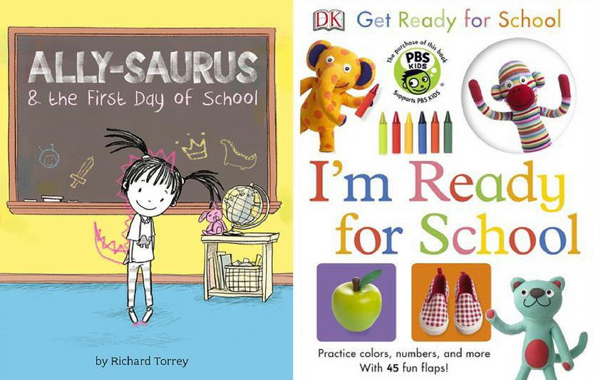 9 Great Books for the Preschool and Kindergarten Set