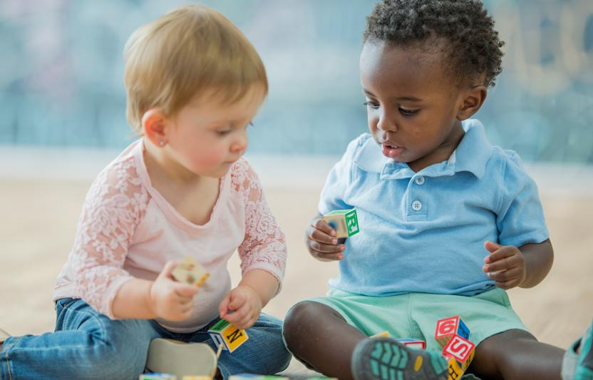 Why Babies Need Parallel Play