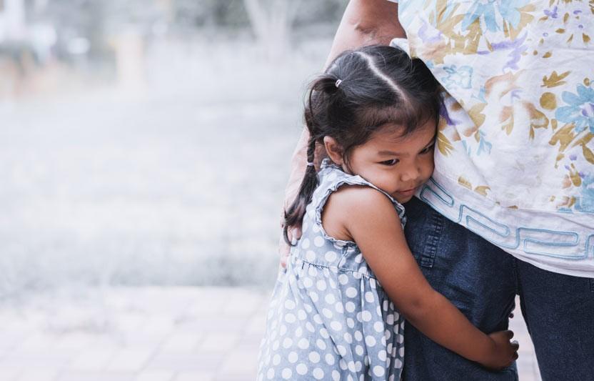 Preschoolers' Fears Explained